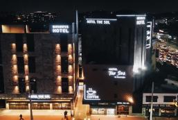 光州松亭索爾酒店 Gwangju Songjeong Hotel The Sol
