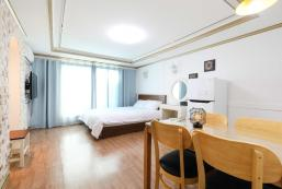 江陵鏡浦海灘高級旅館 Gangnueng Gyeongpo Beach Pension