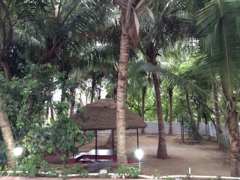 Village Villa Kadappanthangal Village In India