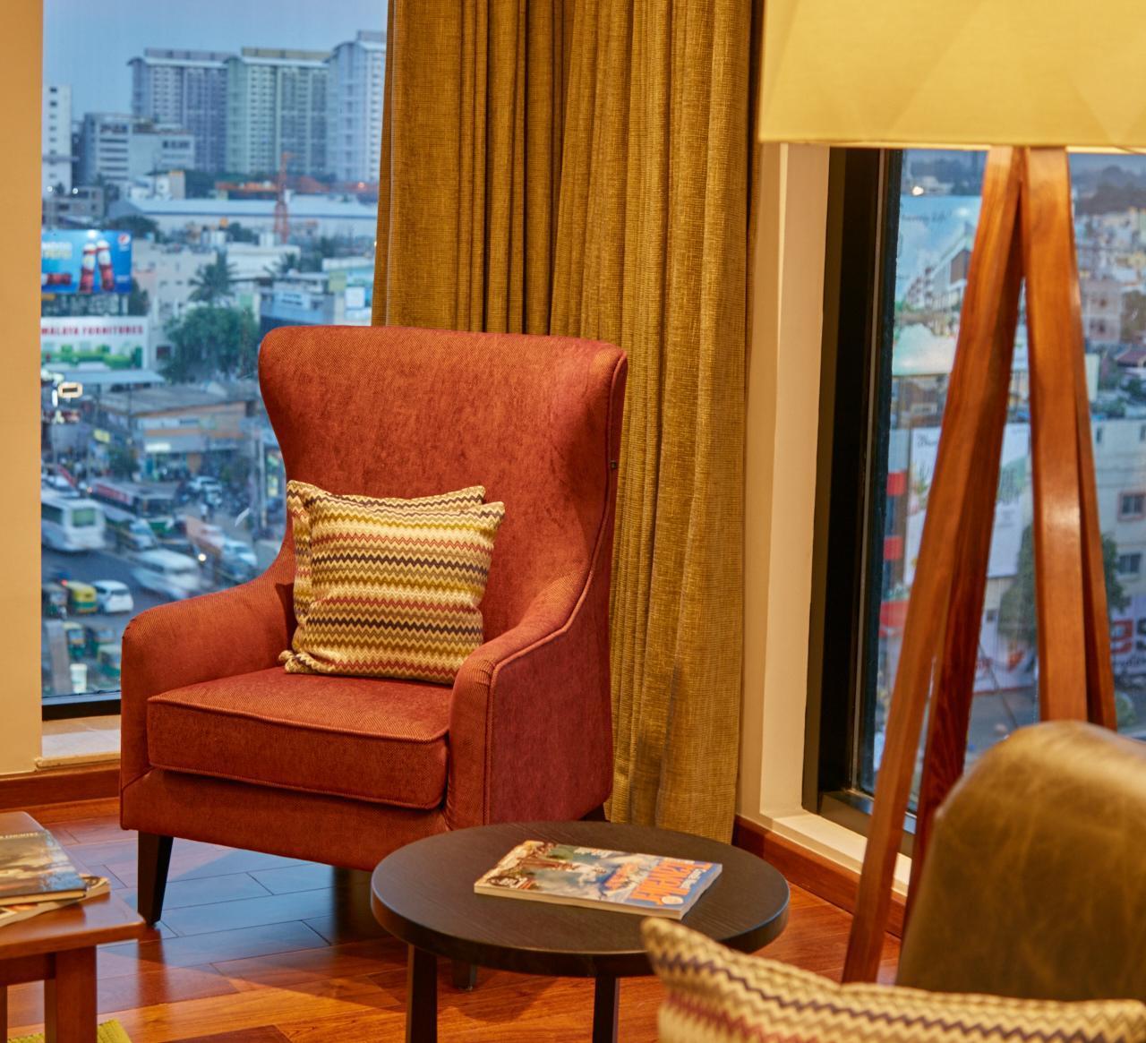 The Waverly Hotel Residences Bangalore India