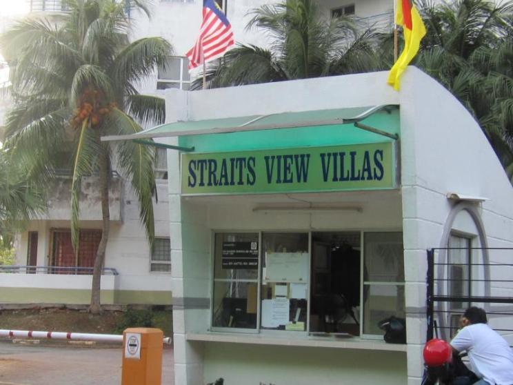 Straits View Villas @ PD Marina