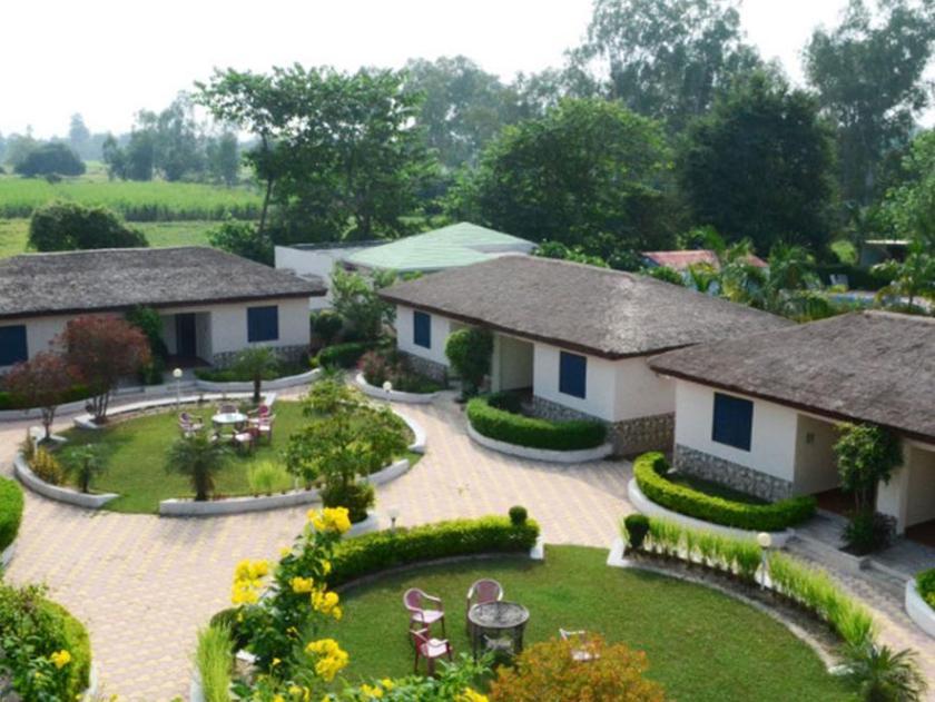 V Resorts Corbett Crown Belparao India Booking Best Price deals Best Hoels in Belparao-1