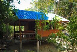 37平方米開放式平房 (高帕亞姆) - 有1間私人浴室 Contact Bungalows at Koh Phayam Big Room 1