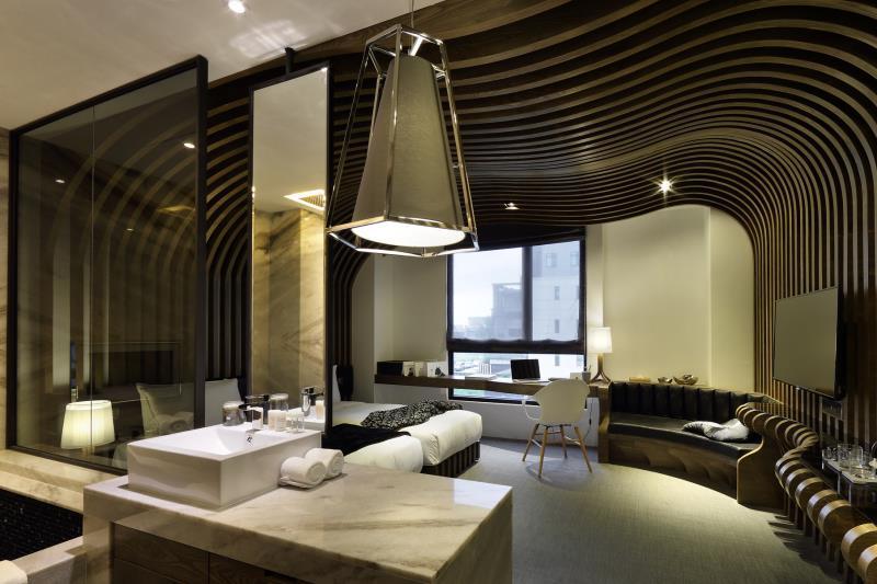 Boda Hotel Taichung Taichung Taiwan