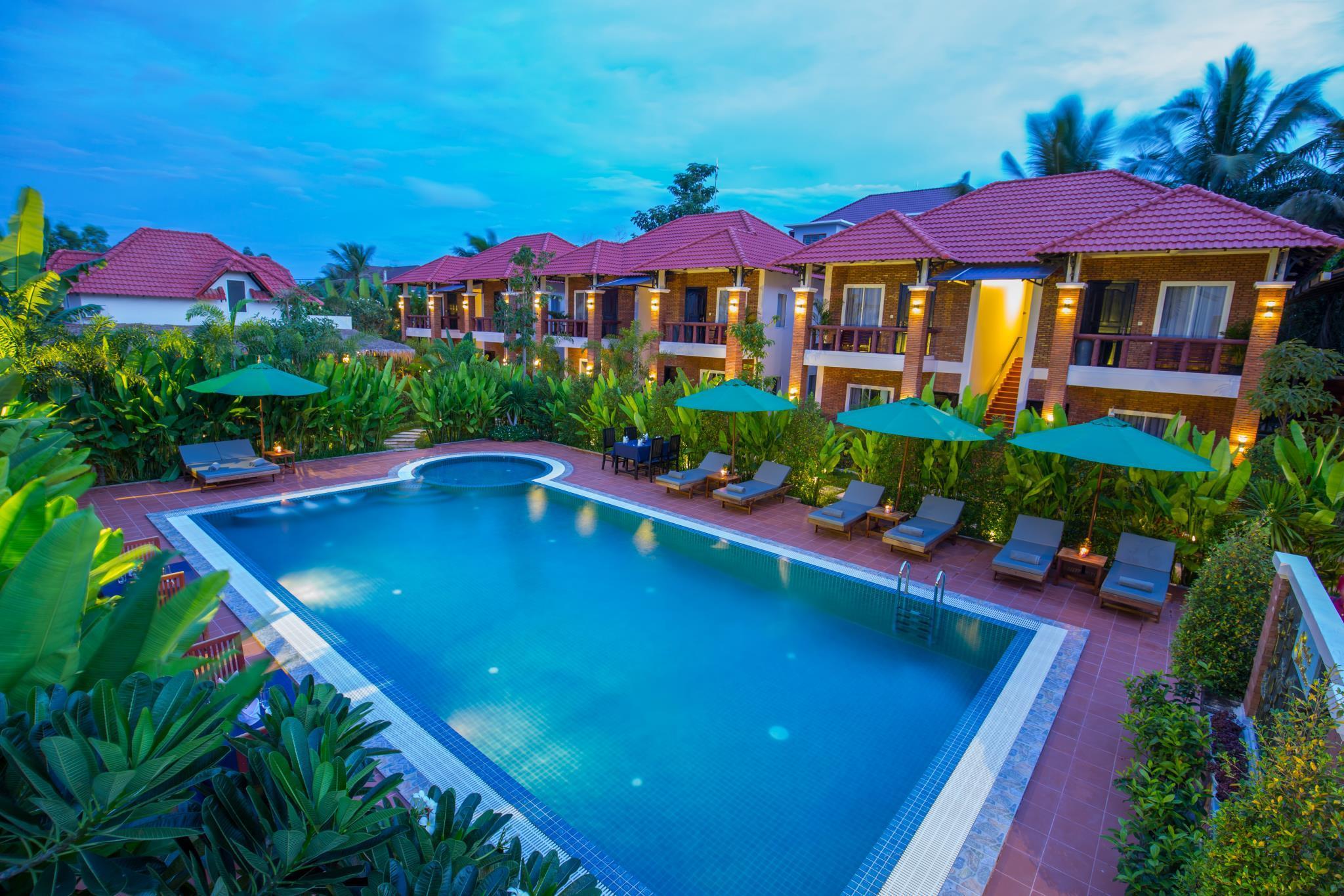 Siem Reap Hotels Reservation
