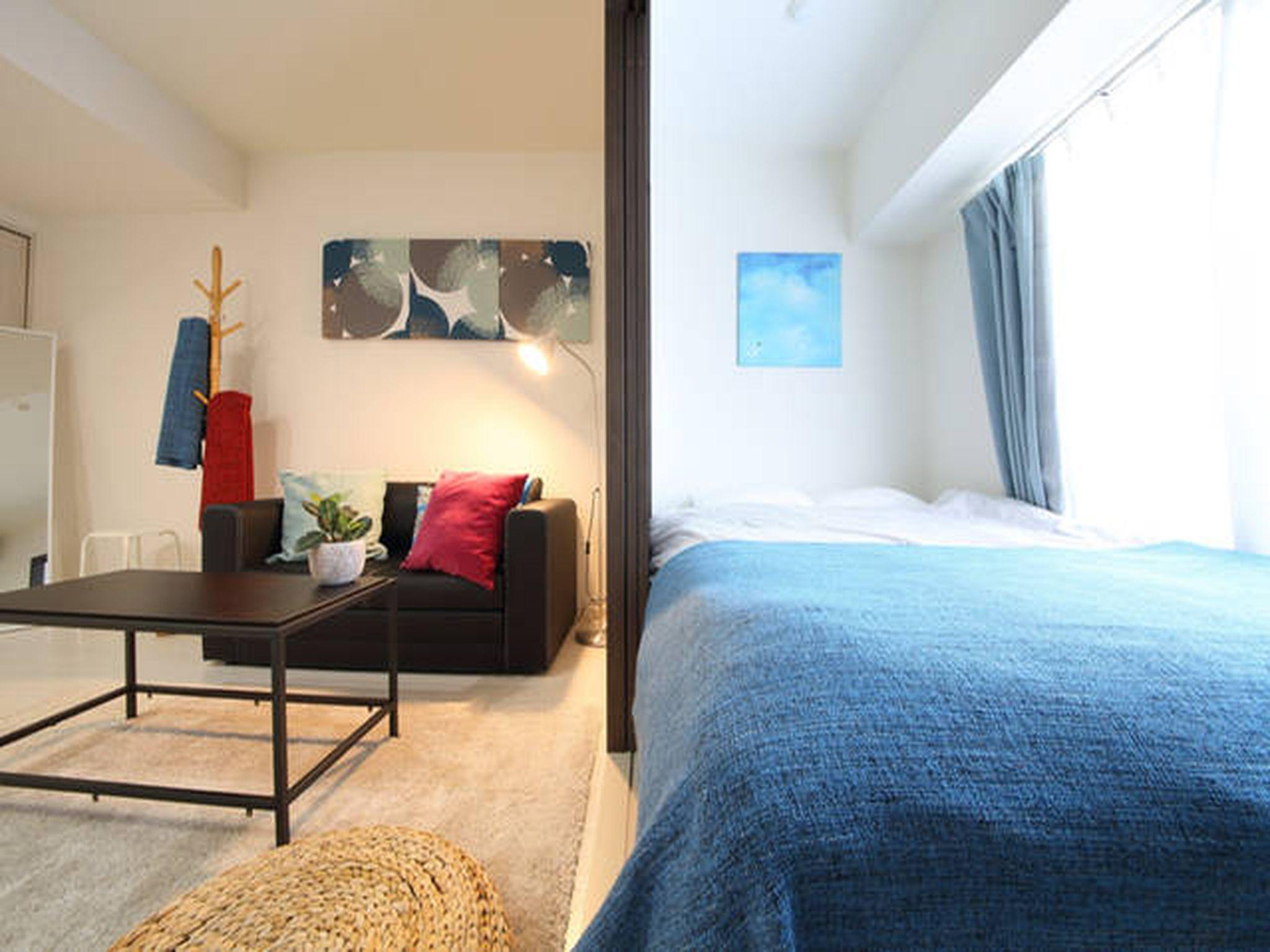Ex 1 Bedroom Apartment Near Osaka Castle Bcn 701 Osaka