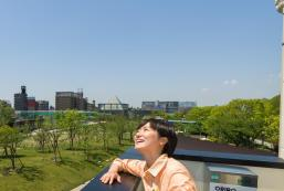 大阪天王寺公園近鐵友誼旅舍 Kintetsu Friendly Hostel -Osaka Tennoji Park-