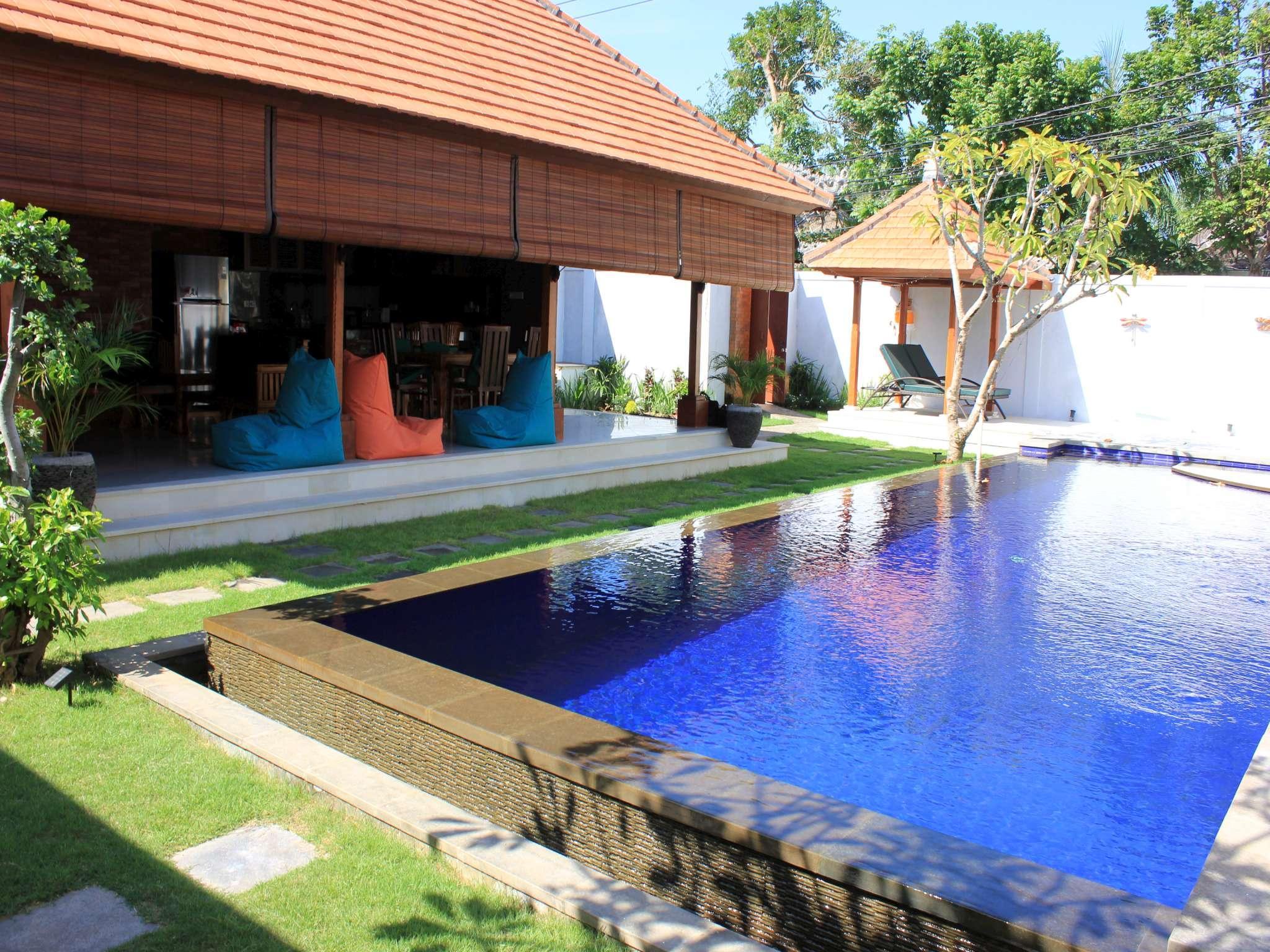 Villa Damai Sanur Bali Indonesia
