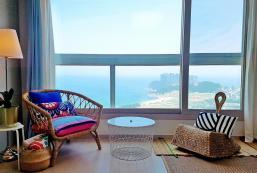 89平方米3臥室公寓 (朝陽洞) - 有2間私人浴室 Brand New- Sokcho  Beach View [3Room]