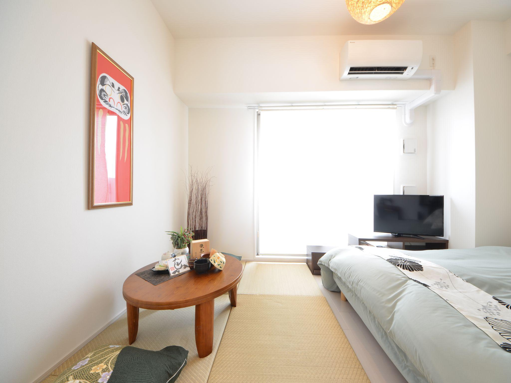 Green View Tennoji Private Apartment Online Booking