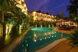 法納裡考拉科度假村-庭院區 Fanari Khaolak Resort - Courtyard Zone