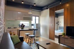 93平方米2臥室公寓 (左營區) - 有1間私人浴室 CHIZOZO3 Modern-Industrial Apartment