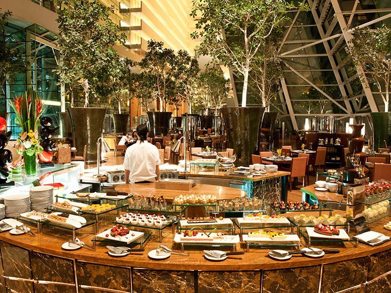 Marina Bay Sands Singapore - Rise Restaurant