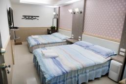 台北窩家庭4人套房E - 台北101 Taipei 101 Nestel Family for 4 room E