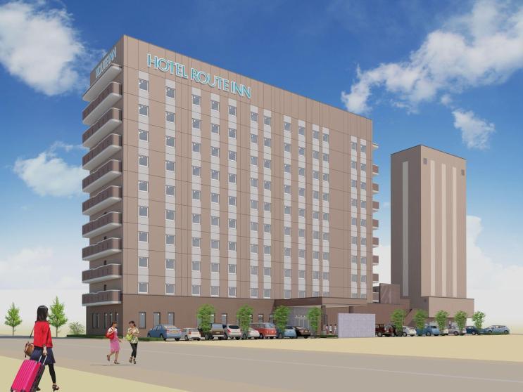 Hotel Route Inn Takaoka Ekimae