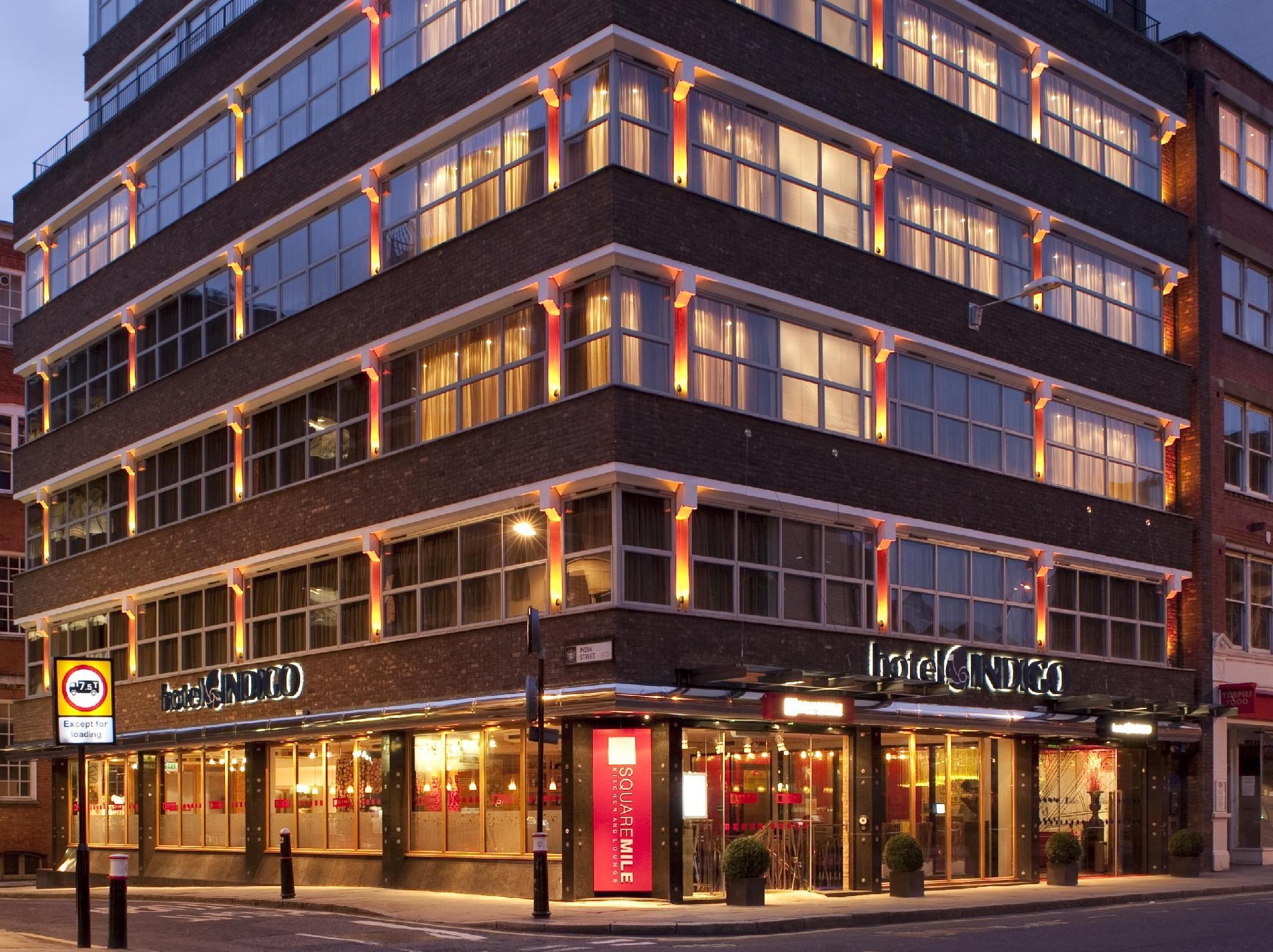 Hotel Indigo London Tower Hill In United Kingdom Europe