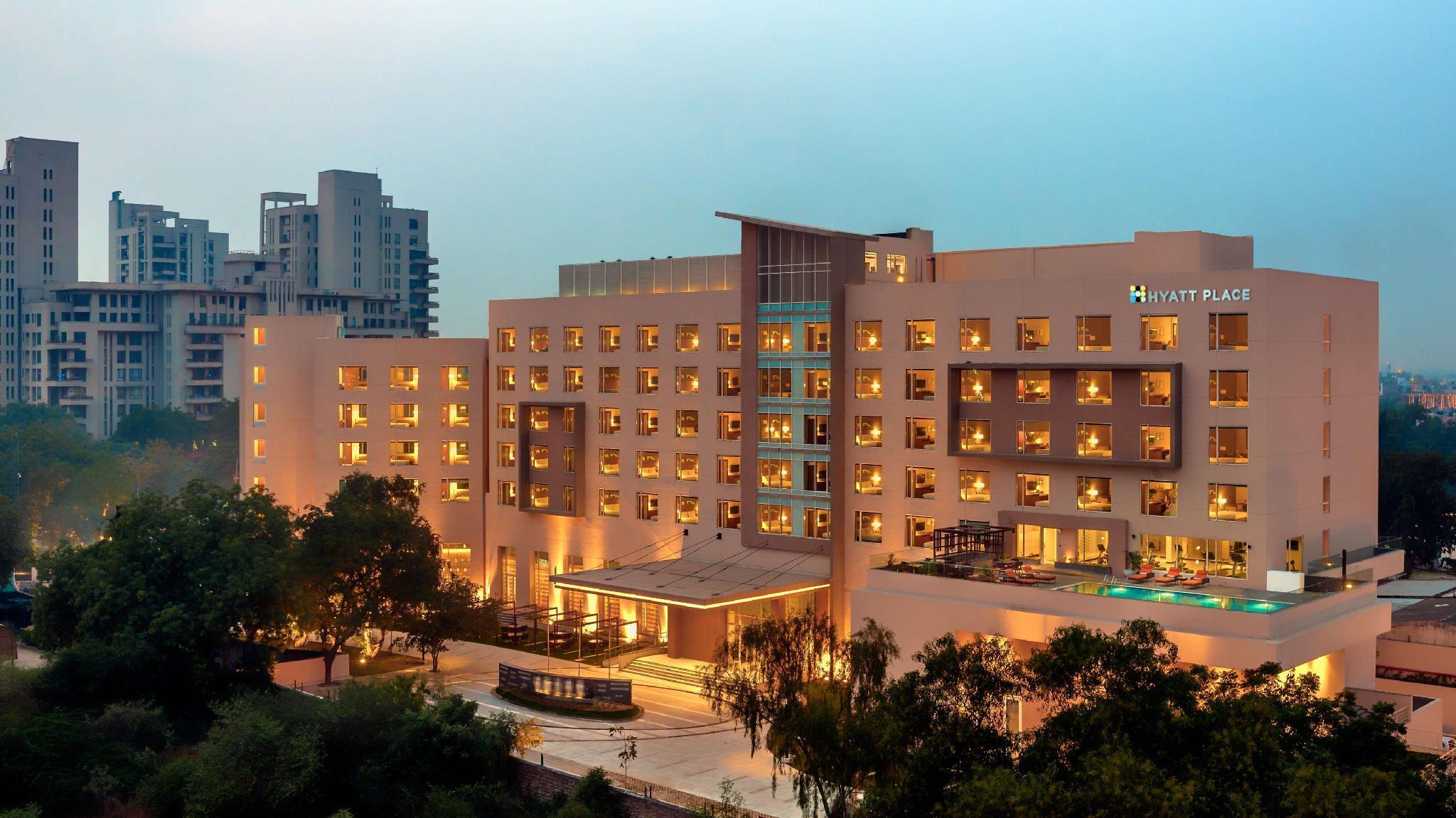 Hyatt Place Gurgaon Udyog Vihar New Delhi And Ncr Hotels