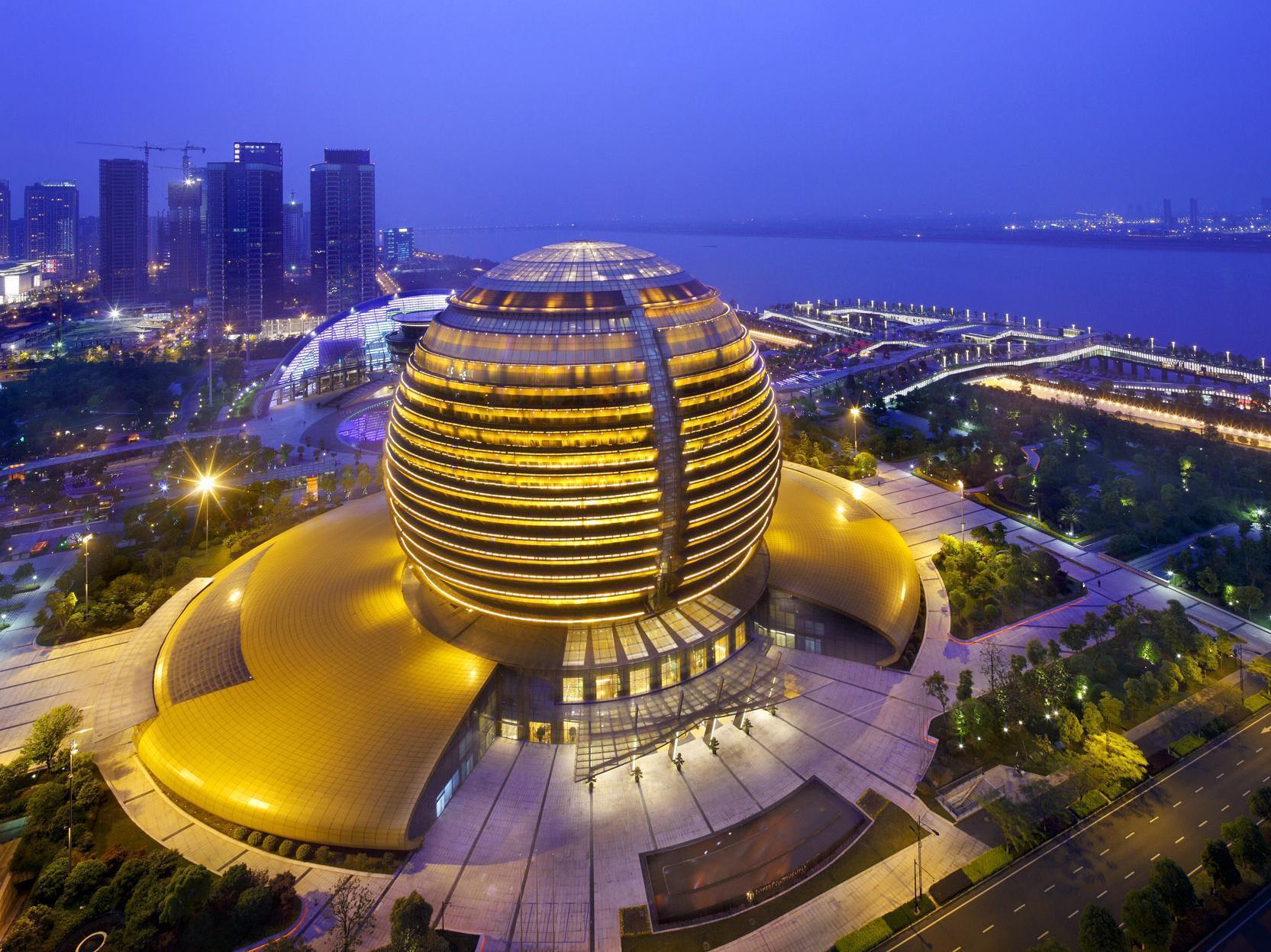 Intercontinental Hangzhou Hangzhou China