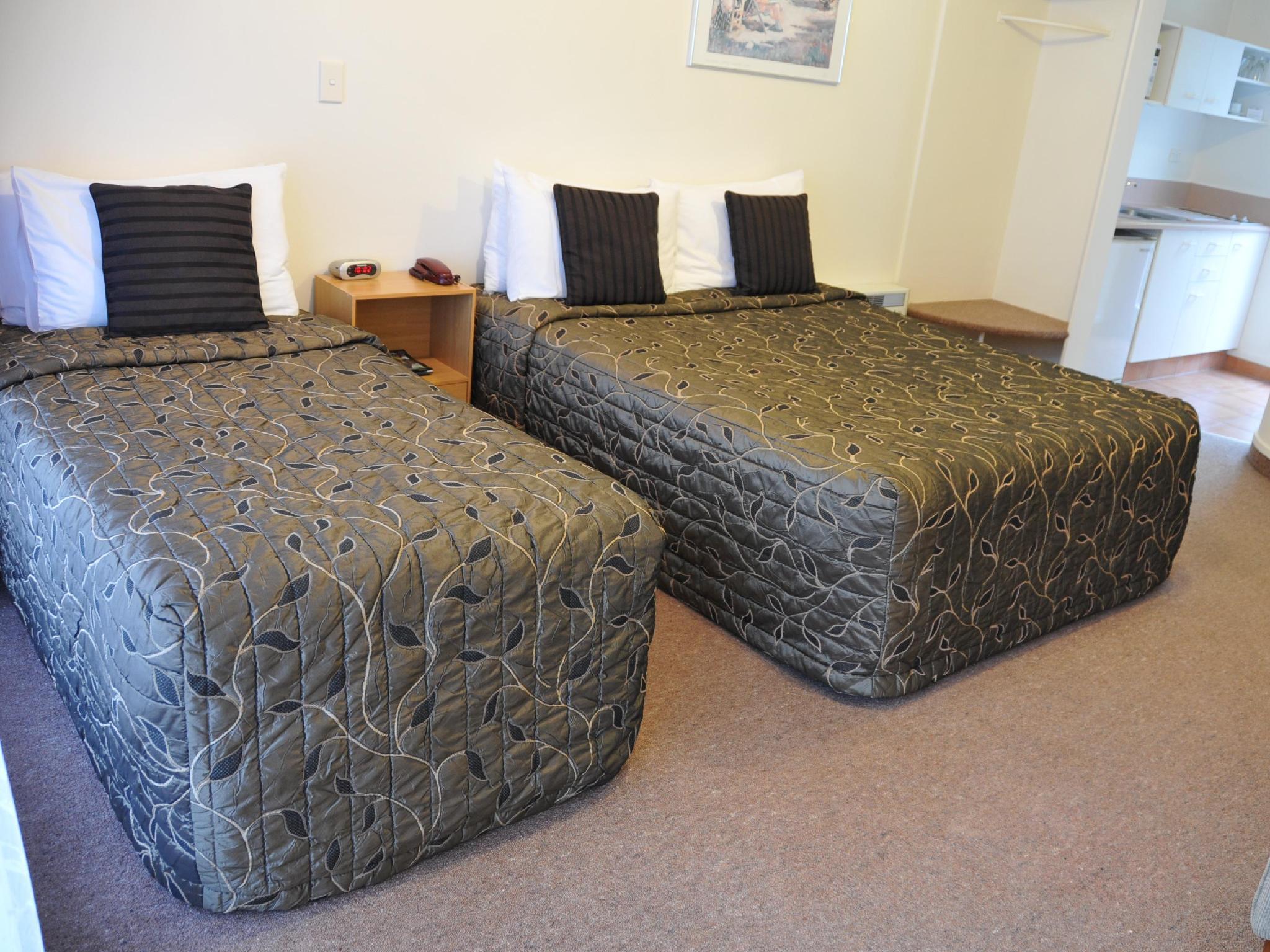 Executive Motel Taupo New Zealand