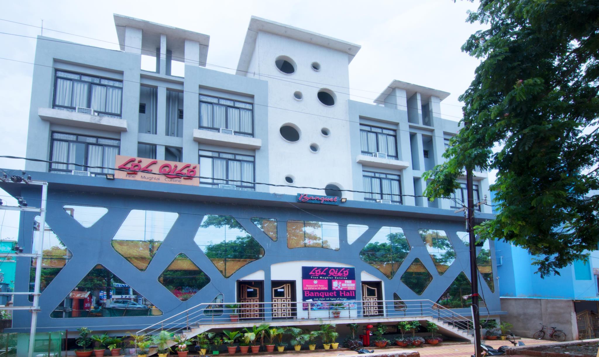 Treebo Lal Qila Bhubaneswar India Great Discounted Rates