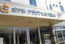 勝田表町店皇冠山酒店 Hotel Crown Hills Katsuta Omotechoten