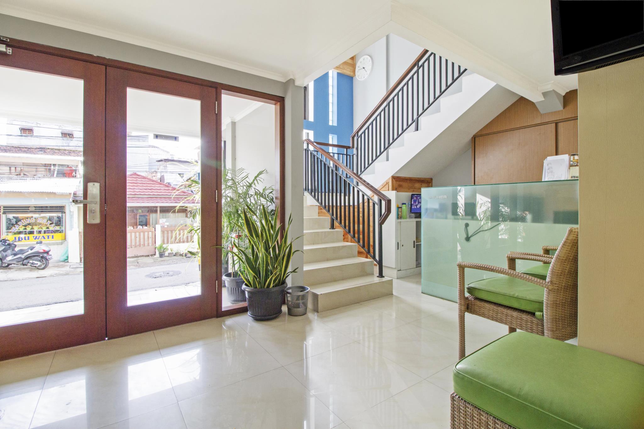 Reddoorz Guesthouse Near Setiabudi One Jakarta