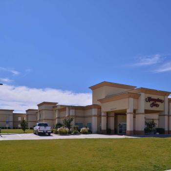 Hampton Inn Van Horn Van Horn (TX) United States