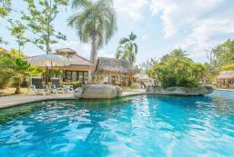 在甲米金沙度假村 The Krabi Sands Resort