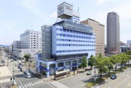秋田川端珍珠城酒店 Hotel Pearl City Akita Kanto-Odori