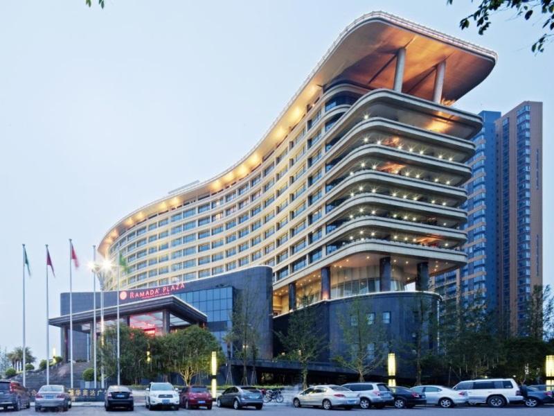 Ramada Plaza Chongqing North Hotel Chongqing China