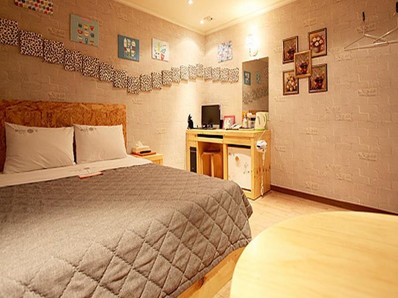 Motel Yam Suwon City Hall Suwon Si South Korea