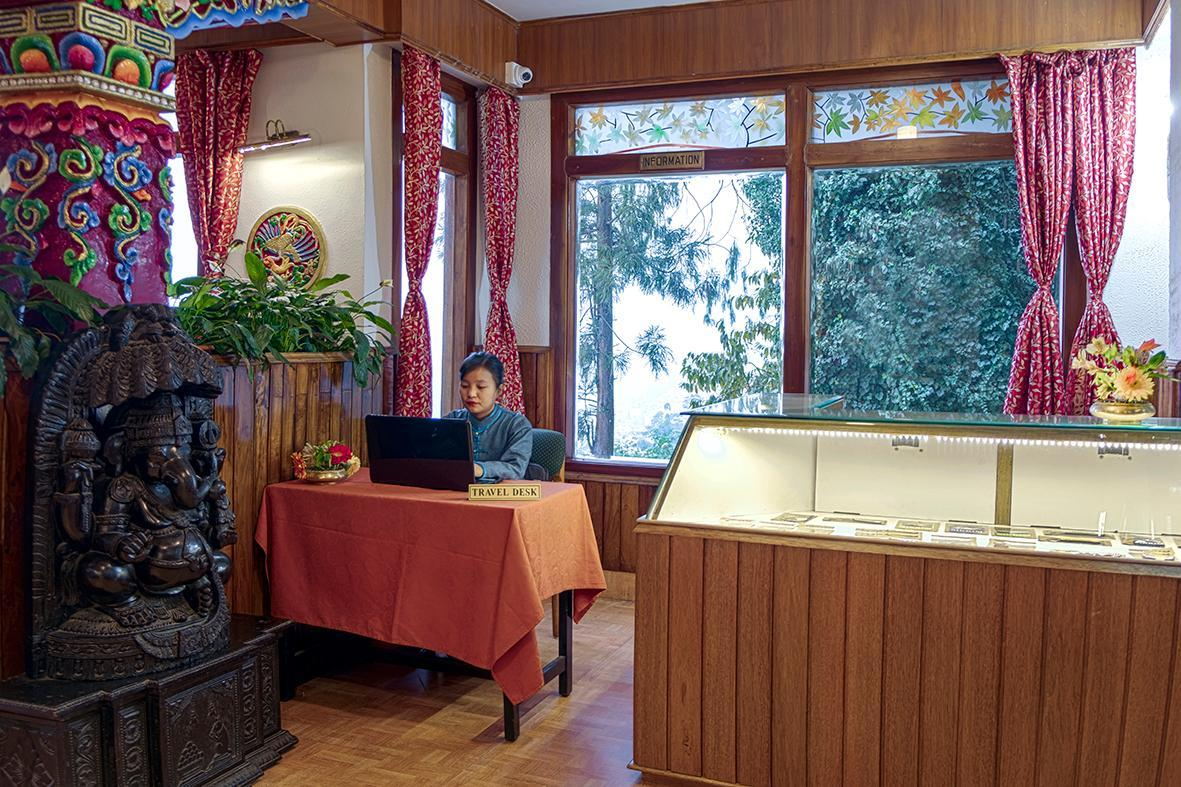 Hotel Tashi Delek Gangtok India