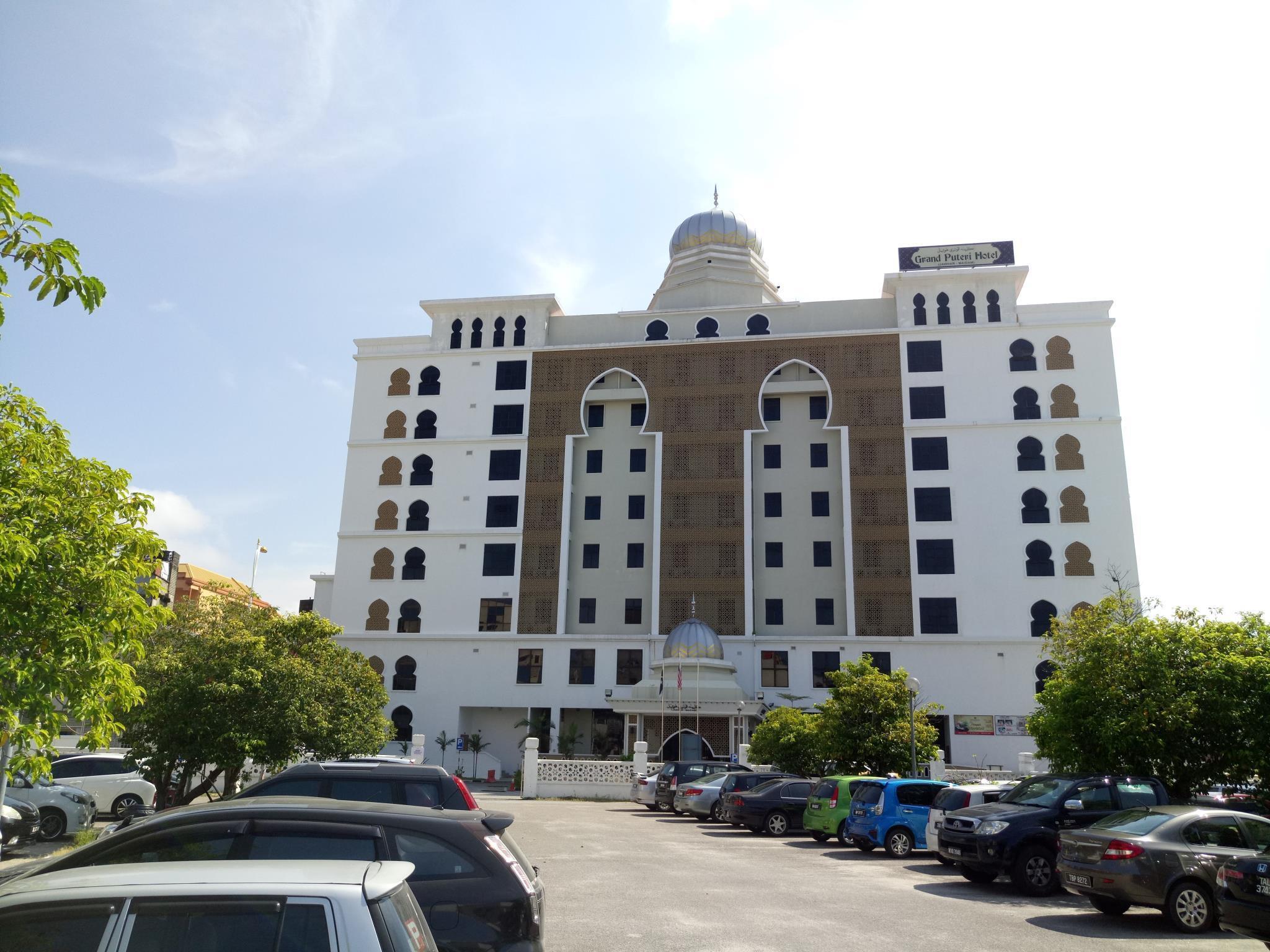 Grand Puteri Hotel Kuala Terengganu Malaysia