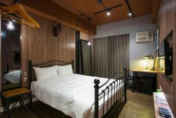 20平方米開放式公寓 (西屯區) - 有1間私人浴室 Taichung Loft Hostel Fengjia - TENNESSEE