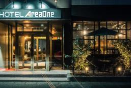 北茨城AreaOne酒店 Hotel Areaone Kitaibaraki