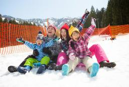 28平方米1臥室公寓(湯澤) - 有1間私人浴室 Echigo-Yuzawa 4bed FREE Hot spring&Shuttle Bus 202