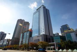 東灘新羅舒泰酒店 Shilla Stay Dongtan