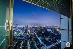 40平方米開放式公寓 (板橋區) - 有1間私人浴室 METRO Apartments - Taipei