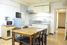 61平方米3臥室公寓(旭川) - 有1間私人浴室 Wifi  8ppl OK 5min Asahikawa Sta 30min Biei 601U