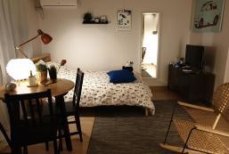 28平方米1臥室公寓 (郊區) - 有1間私人浴室 Suwon Hwaseong Palace 1 Min (B) YouTuber House