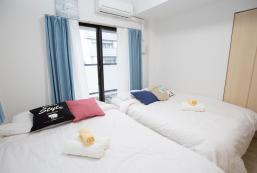 26平方米1臥室公寓(難波) - 有1間私人浴室 Seaside Room Namba 602