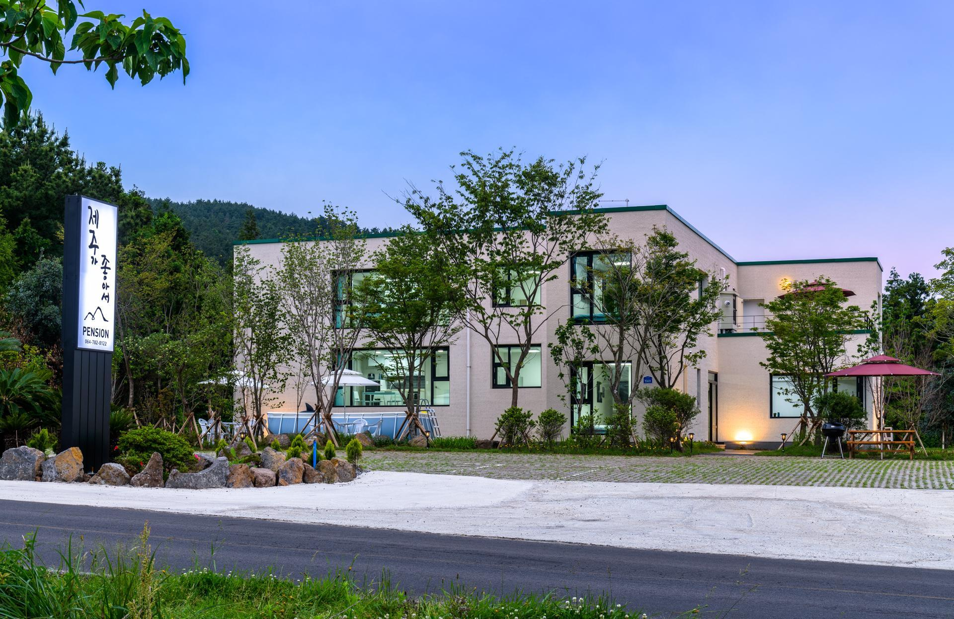 Jeju Like Pension - Halla Mountain National Park. Jeju Island. Jeju. South Korea booking and map.