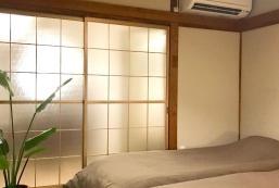 67平方米2臥室獨立屋(大阪) - 有1間私人浴室 Tsuki Tsuruhashi JR Osaka Loop Line,Koreatown