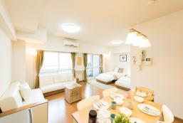 62平方米2臥室公寓(天王寺) - 有1間私人浴室 City Hotel Namba Residence 2