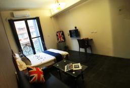 50平方米1臥室獨立屋 (西屯區) - 有1間私人浴室 Taichung Zhongkebolang Yinglun Hall