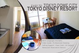 22平方米開放式公寓(新宿) - 有0間私人浴室 FMC 31155732 Amber Iidabashi 402