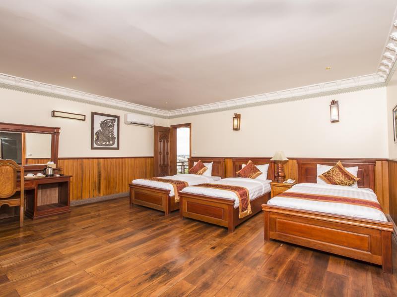 Okay Boutique Hotel Phnom Penh Cambodia