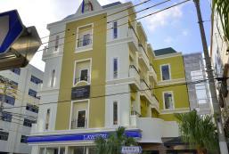 沖繩喜璃癒志LCH酒店 Okinawa Kariyushi Lch Izumizaki Kenchomae Hotel