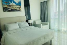 37平方米1臥室公寓 (卡平武里) - 有1間私人浴室 Nice studio room in the Pattaya city