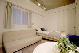 34平方米1臥室公寓(心齋橋) - 有1間私人浴室 1 min to Sakaisuji-Hommachi 3 people room KW-603